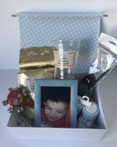 Erkek bebek doğum hediye kutusu-2
