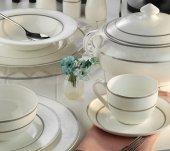 Aryıldız Porselen 83 Prç Yemek Takımı 33002