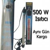 Smart 500 W. Termostatlı Akvaryum Isıtıcı 16 C...