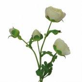 Tomurcuk Beyaz Yapay Çiçek