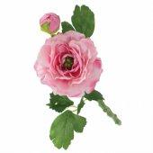 Pembe Kamelya Yapay Çiçek 35 cm-2