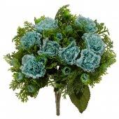 Mavi Yapay Çiçek