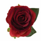 Kırmızı Gül Yapay Çiçek 50 Cm