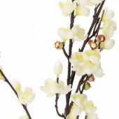 Beyaz Sakura Dalı Yapay Çiçek 127 Cm