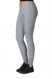 Nike Legging Metallic AQ7109-091 Bayan Tayt -4