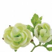 Whıte Lıght Green Demet Çiçek-3
