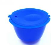 Nescafe Dolce Gusto Yeniden Doldurulabilir Plastik Kahve Kapsül Mavi