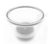 Nescafe Dolce Gusto Yeniden Doldurulabilir Plastik Kahve Kapsül Transparan