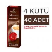 Tchibo Cafissimo Espresso Elegant Aroma Kapsül...