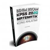 Benim Hocam Yayınları 2020 KPSS Matematik Konu Anlatımı-2