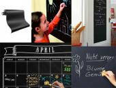 Yapışkanlı Kara Tahta-Yazı Tahtası: Sticker Blackboard-2