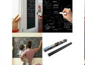 Yapışkanlı Kara Tahta-Yazı Tahtası: Sticker Blackboard-3