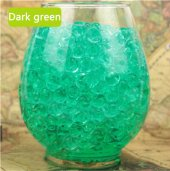 Suda Büyüyen Vazo ve Akvaryum Taşları - Yeşil-5