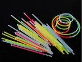 10 Adet Glow Stick Bracelet Fosforlu Kırılan Çubuk BiIeklik-3