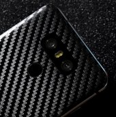 Huawei Mate 30 Karbon Fiber Sticker Kaplama Arka Koruyucu-4