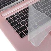 Apple Macbook 15 17' ' İnç Suya Toza Karşı Silikon Klavye Koruyucu