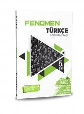 Fenomen Plus 5.sınıf Türkçe Soru Bankası