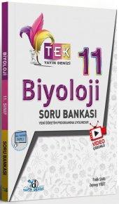 YAYIN DENİZİ 11.SINIF BİYOLOJİ SORU BANKASI