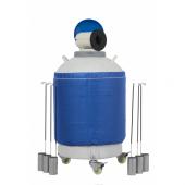 Sıvı Azot Saklama Tankı 100 Lt