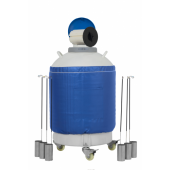 Sıvı Azot Saklama Tankı 50 Lt