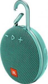 Jbl Clip 3 Bluetooth Hoparlör Su Yeşili