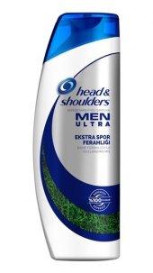 Head Shoulders Men Ultra Extra Spor Ferahlığı Şampuan 500 Ml