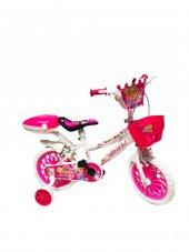 Acr Ciciko 15 Jant Happy Çocuk Bisikleti Ayna Kol Bilyalı Pembe