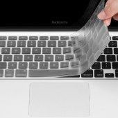 Apple Macbook Pro Air 13 15 17 ' İnç Silikon Klavye Koruyucu