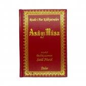 Risale i Nur Külliyatı'ndan Asa-yı Musa Kitabı Bediüzzaman Said Nursi Vinleks Kapak-2