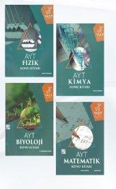 2020 Ayt Fizik Kimya Biyoloji Matematik Konu Kitabı Seti Yazıt Yayınları