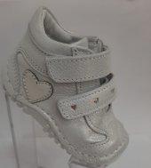 Pappikids246 Ortopedik Deri Kız  İlk Adım Ayakkabısı Bot -2