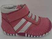 Pappikids245 Ortopedik Deri Kız İlk Adım Ayakkabısı Bot