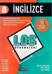 Işleyen Zeka Yayınları 8. Sınıf Lgs İngilizce Denemeleri 2020