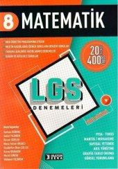 Işleyen Zeka Yayınları 8. Sınıf Lgs Matematik Denemeleri 2020