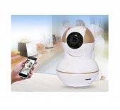 Olix Angel KS-511 Wifi 360 Derece HD iP Kamera Ev ve Bebek  4 in 1 Güvenlik Seti-4