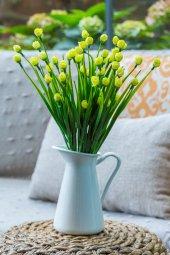 Chetori To Sarı Yapay Çiçek