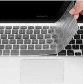 Apple Macbook Pro Retina 13 15 17' ' Silikon Klavye Koruyucu