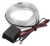 Torpido Arası Neon Beyaz Kablo 5m 0803033