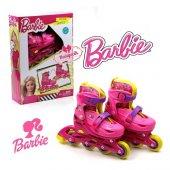 Barbie Paten Ayakkabı 29 32 No 2 İn 1 Alıştırma...