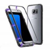 Samsung Galaxy S7 Kılıf 360 Derece Mıknatıslı-2