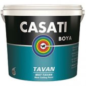 Dyo Casati Tavan Boyası Beyaz 10 Kg