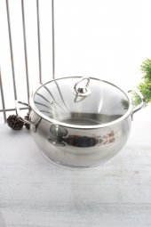 Cooker Çelik Derin Tencere No 24 Ckr 459