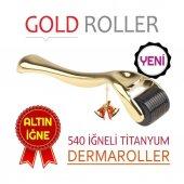Gold Titanyum İğneli 0.5 Mm Saç Çıkarma Tarağı...