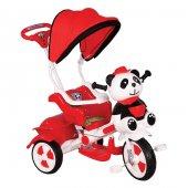 Little Panda Kırmızı Beyaz Bj 03127kb