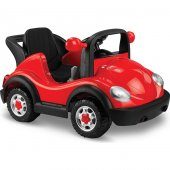 Babyhope Kumanda Akülü Araba 12v Kırmızı Bj 03w431rk