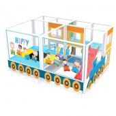 Soft Play Mutlu Çocuk Top Havuzu Bj J7814