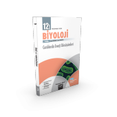 12. Sınıf Anadolu Lisesi Biyoloji Seti Çap Yayınları-3