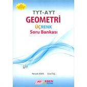 TYT-AYT Geometri Soru Bankası Esen Üçrenk Yayınları