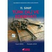 11. Sınıf Türk Dili ve Edebiyatı Konu Anlatımlı Esen Yayınları