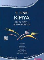 9. Sınıf Kimya Konu Özetli Soru Bankası Esen Yayınları